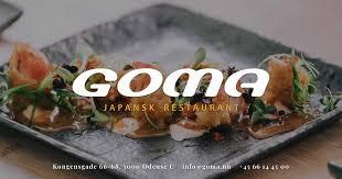 Goma sushi odense
