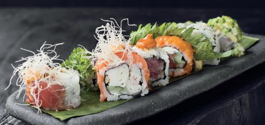 københavn sushi hos Karma Fudaraku